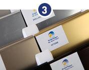 Colorazione di profilati e estrusi alluminio