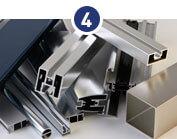 Fissaggio alluminio