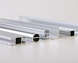 Brillantatura di Profilati e Estrusi in Alluminio