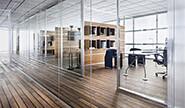 divisorie alluminio uffici