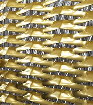 colorazione per assorbimento alluminio