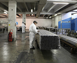 Finiture per Alluminio