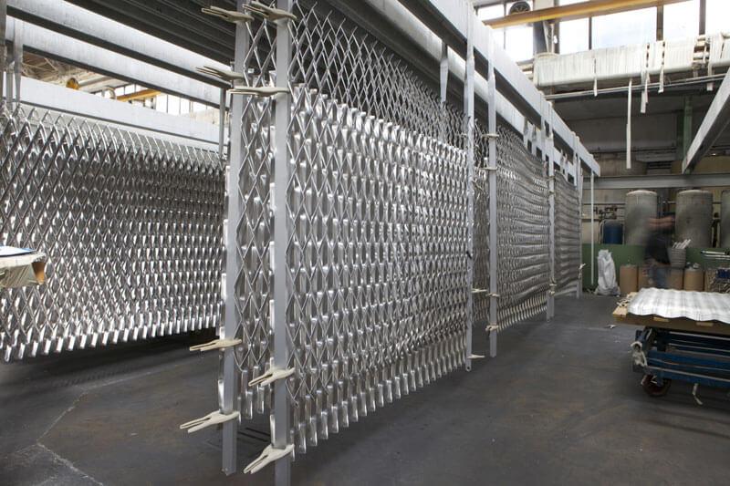trattamento anticorrosivo alluminio
